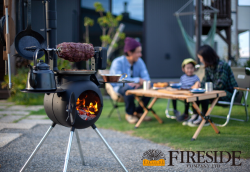 fireside outdoor collection